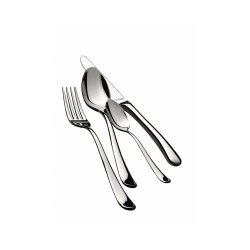 BUGATTI - Posate SETTIMOCIELO hollow handle shining- 24 pezzi