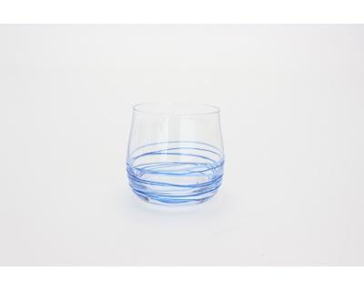 Servizio bicchieri BRAID BLUE
