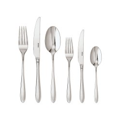 SAMBONET - DREAM Posate argento - 36 pezzi