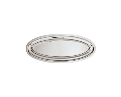 SAMBONET - ELITE Piatto Pesce 55x23 silverplated