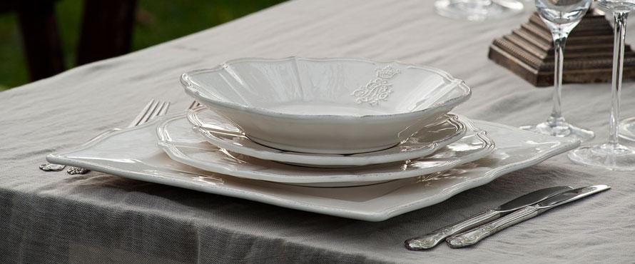 Dress My Table - Scegliere un servizio di piatti