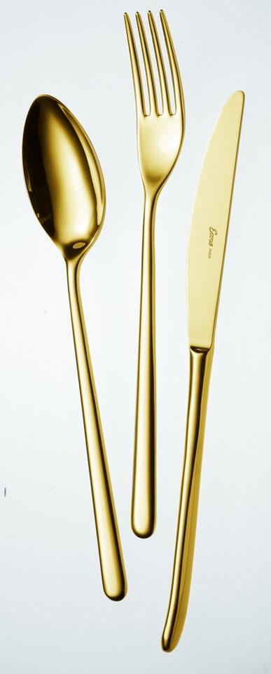 POSATE VENICE TIN GOLD